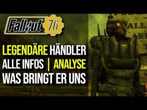 Der Legendäre Händler | Infos und Detail Analyse | Fallout 76 thumbnail