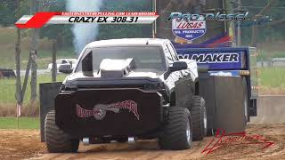 Pro Stock Diesel Truck Pulls from Boonsboro, MD 5/25/2019