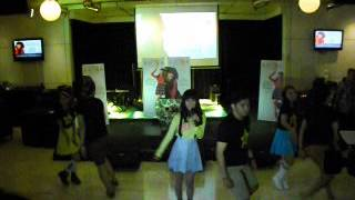 Anisa Rahma-Menari Bersama Bintang 12/04/14