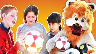 بادي فادي | طابات | Buddy Fady - Play ball