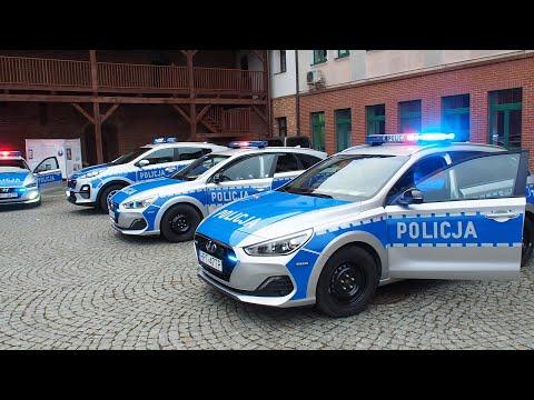 Nowy Radiowóz Dla Policji W Działdowie