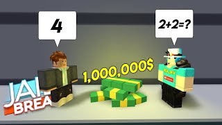 GIVING FANS JAILBREAK MONEY IF THEY... (Roblox)