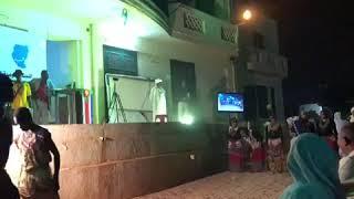 مشهد من الاحتفال بتابين ياسر جعفر السنهوري