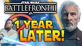Star Wars Battlefront 2: One Year Later