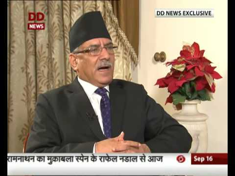 Exclusive interview with Nepal PM Pushpa Kamal Dahal (English)