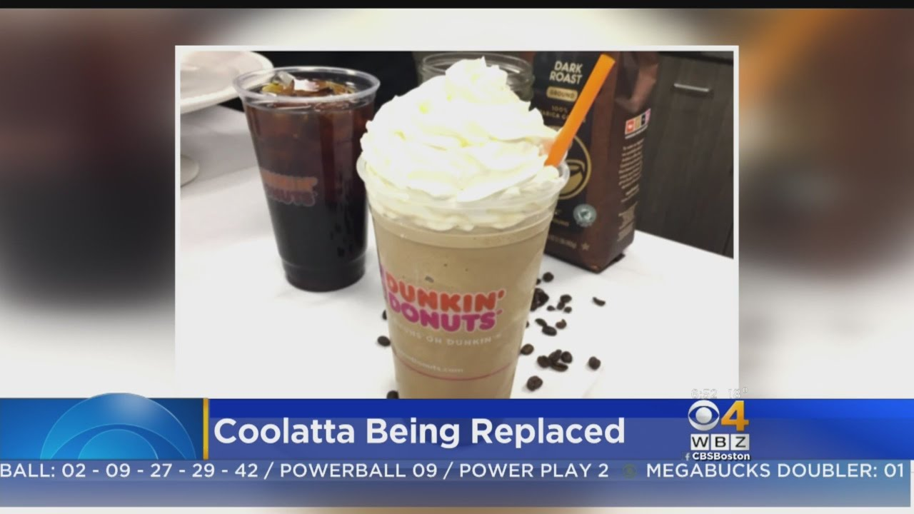 Dunkin' Donut's Coolatta Replacement Is Finally Here & We Tried It