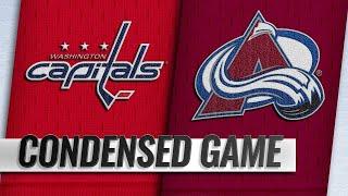 Download Video 11/16/18 Condensed Game: Capitals @ Avalanche MP3 3GP MP4