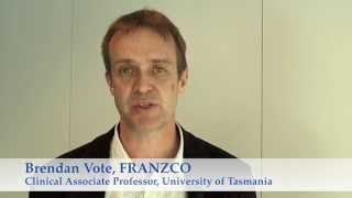 Dr. Brendan Vote: Femtosecond Cataract Surgery: Cost Analysis