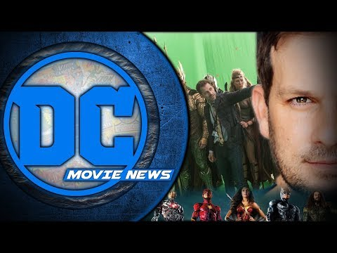 Mikey Christmas Takeover, BTS Justice League Pic, & Ryan Potter is Beast Boy - DC Movie News