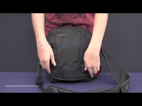 83a371610c AntiTheft Urban Tour Bag - YouTube
