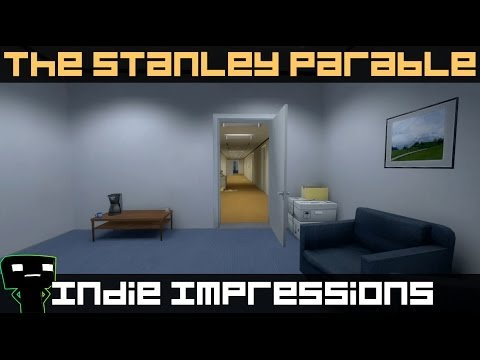 Indie Impressions - The Stanley Parable