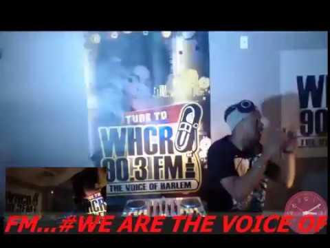 WHCR 2.19.16 HARLEM DANCE  PARTY REMIX
