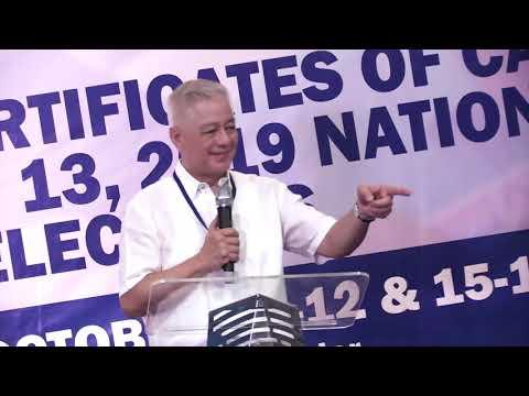 FULL Q&A: Ex-DILG chief Alunan to run for senator in 2019 polls