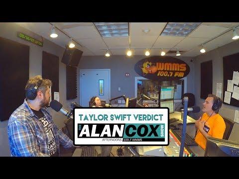 Taylor Swift Verdict   The Alan Cox Show