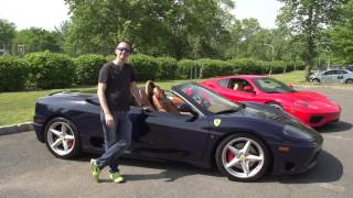 10 Common Issues with Ferrari 360s