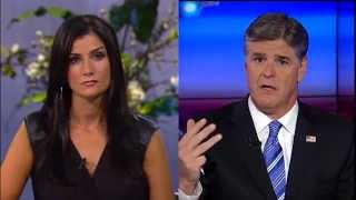 Sean Hannity talks to Dana Loesch about ISIS, the Border and Threats Against the Homeland