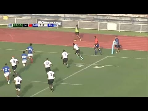 Fiji bring the skill - World Rugby Pacific Challenge