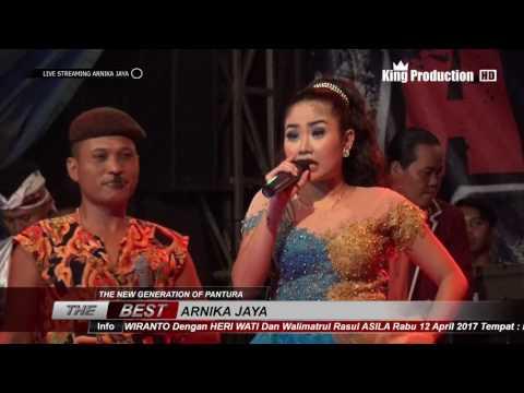 Getae Rindu -  Anik Arnika Jaya Live Ampel Ligung Majalengka