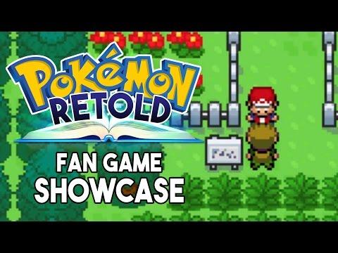 Pokemon Retold Fan Game Showcase