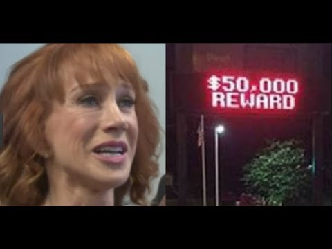 IS IT LEGAL? GAS STATION IN NASHVILLE OFFERS 50K REWARD FOR KATHY GRIFFIN!