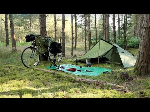 Bug Out Stealth Camping 2016