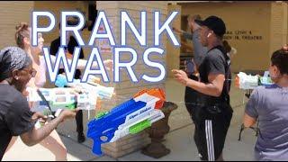PRANK WARS: SUPERSOAKER SABOTAGE
