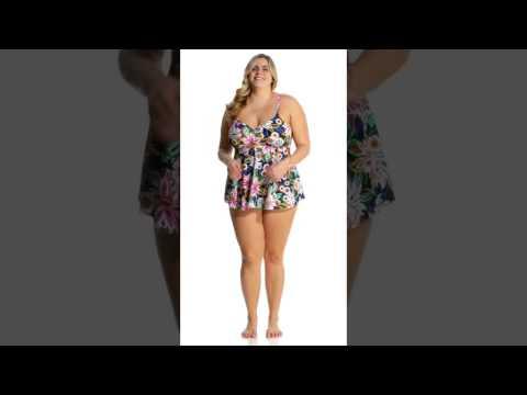 shape-solver-plus-size-bora-bora-v-neck-tankini-top-|-swimoutlet.com
