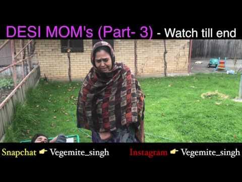 Emotional Atyachaar Desi Mom | Punjabi Funny Video | Latest Vegemite Singh