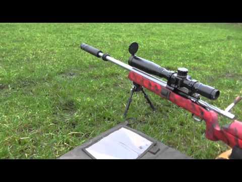 Wildcat Predator Rifle Sound Moderators.
