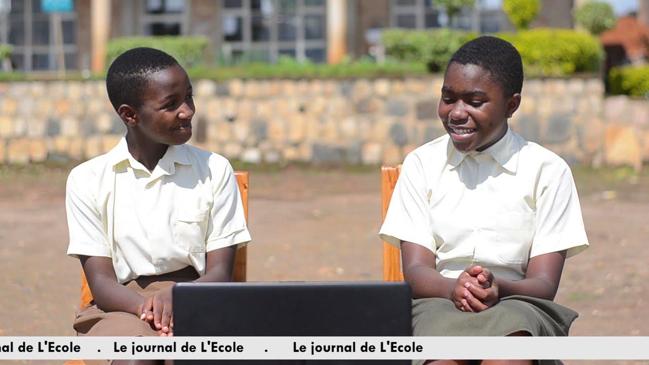 LE JOURNAL DE L'ECOLE, EDITION1