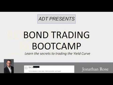 Bond Bootcamp with Jonathan Rose:  Trading the Yield Curve Using Bond Futures