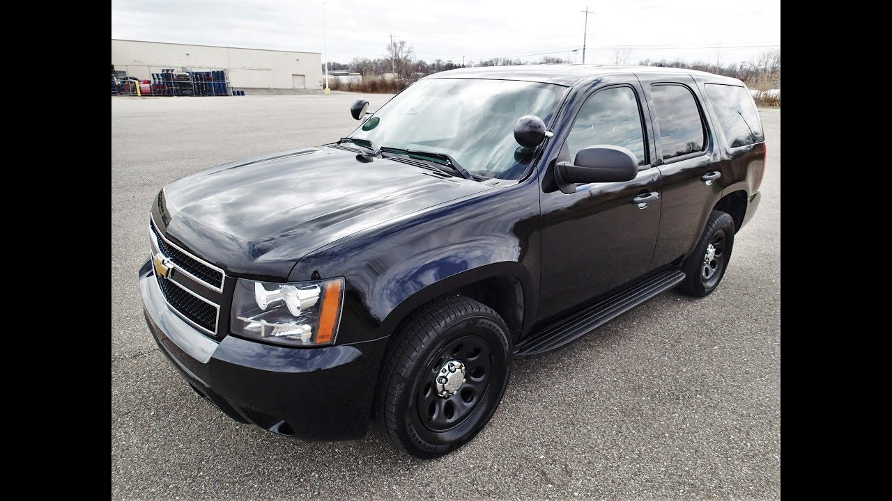 2011 chevy tahoe police interceptor for sale waterford mi call 248 338 2797 dynamic wholesale. Black Bedroom Furniture Sets. Home Design Ideas