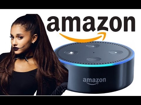 Amazon Echo: Ariana Grande Edition