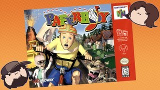 Paperboy 64 - Game Grumps