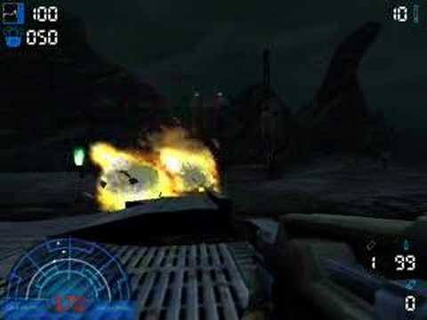 AvP 2: Marine Campaign FIRST MISSION Unwelcome Guests 1/4
