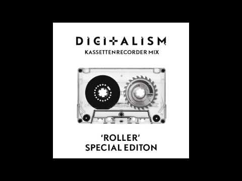 Digitalism - Kassettenrecorder Mix - May 2015 - Roller Special