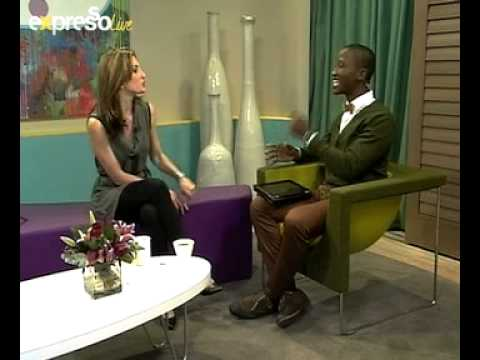Louise Carver : Interview (20.03.2012) part 1