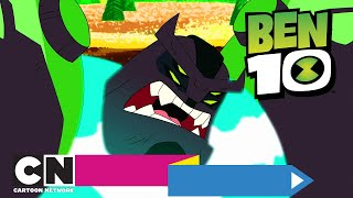 Ben 10 | Natura rzeczy | Cartoon Network