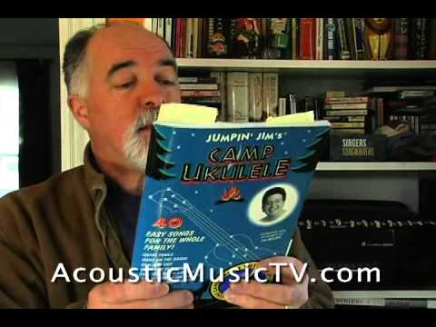 2 Ukulele Song Books to Learn and Play From • AcousticMusicTV.com