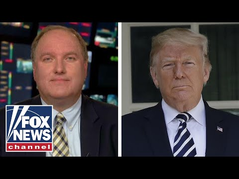 Solomon previews Trump's interview with 'The Hill'