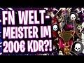 💶🤯 WELTMEISTER Vermöbelt Die 200€ KDR LOBBYS?! | 200€ Pro KILL!