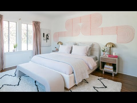 #MyParachuteHome Makeover: Jen Gotch's Bedroom   Parachute Home