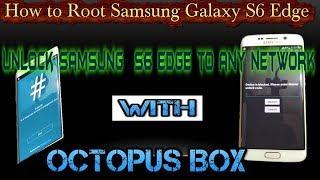 Unlock s6 edge root