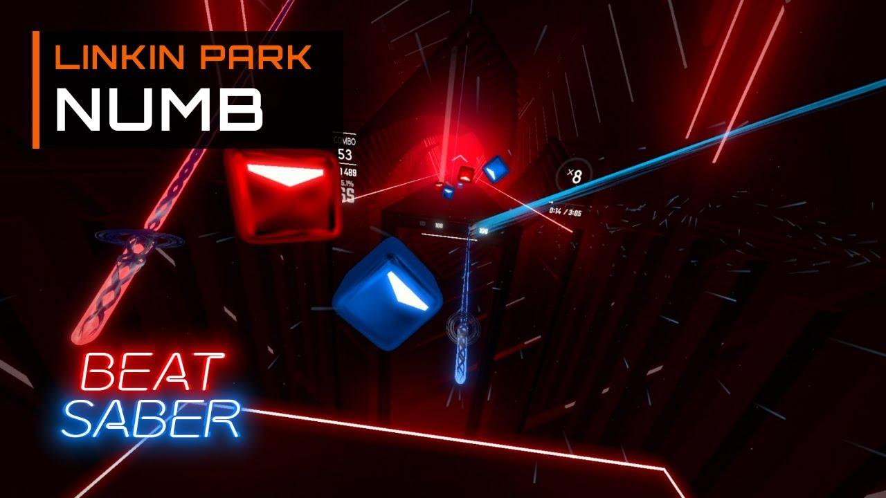 Download Beat Saber DLC | Linkin Park - Numb | FULL COMBO on Expert Plus