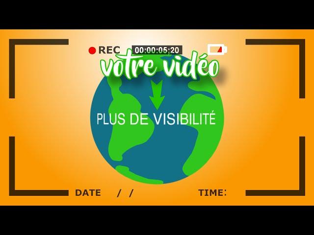 PLV Affichage Dynamique Vidéo / Écran de diffusion le Scampi