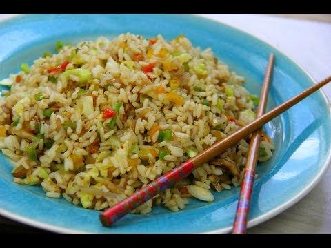 Caribbean Saltfish Fried Rice Recipe - Tasty Tuesday's   CaribbeanPot.com