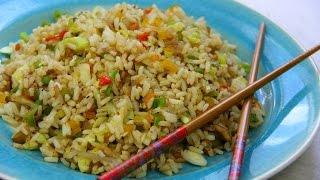 Caribbean Saltfish Fried Rice Recipe - Tasty Tuesday's | Caribbeanpot.com