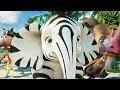 Zafari | Sore Winners | Dreamworks Animation | English Full Episodes | Kids Cartoon | Kids Movies 🐘