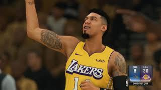 Lakers vs magic(2k20 Jan 15,2020 full game )Lakers my league
