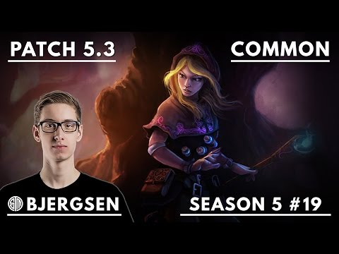 19. TSM Bjergsen - Lux vs Zed - Mid - February 15th, 2015 - LoL Gameplay